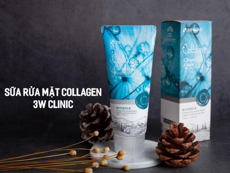 srm 3w clinic collagen giá rẻ