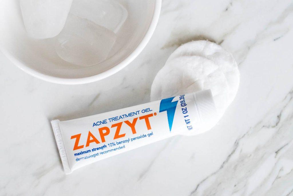 Benzoyl Peroxide cách dùng