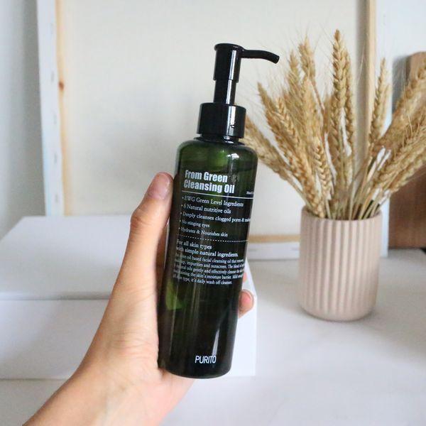 dầu tẩy trang cho da khô