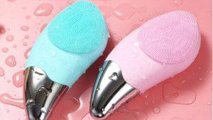 Máy rửa mặt Sonic Facial Brush Aikedili (1)