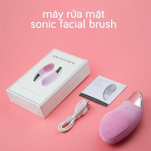 Máy rửa mặt Sonic Facial Brush